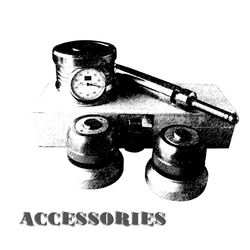 Hainer CNC tool accessories information