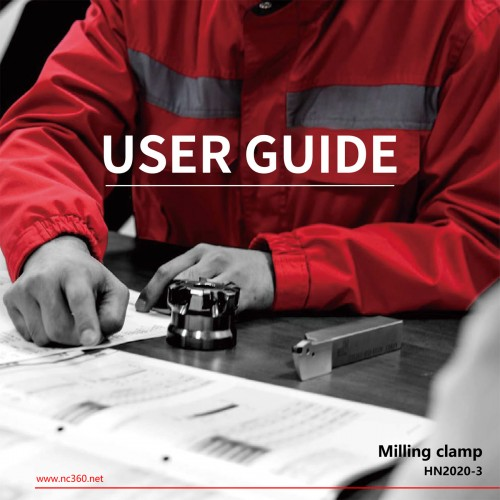 Heiner Milling and Clamping User Guide