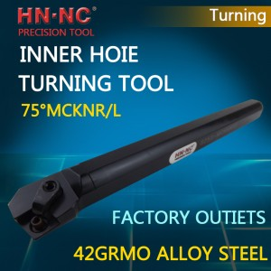 Hainer 75°MCKNR/MCKNL Bore Turning tool