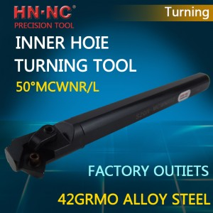 Hainer 50°MCWNR/MCWNL Bore Turning tool