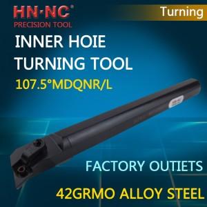 Hainer 107.5°MDQNR/MDQNL Bore Turning tool