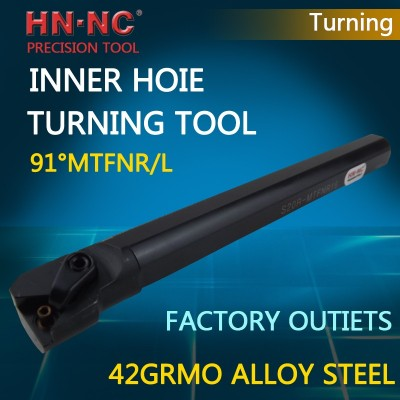 Hainer 91°MTFNR/MTFNL Bore Turning tool