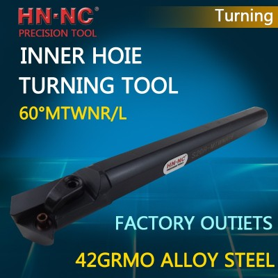 Hainer 60°MTWNR/MTWNL Bore Turning tool