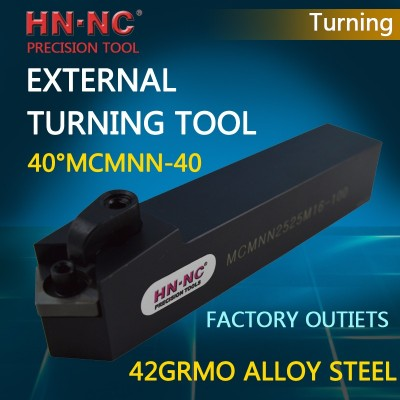 Hainer 40°MCMNN-40 External Turning tool