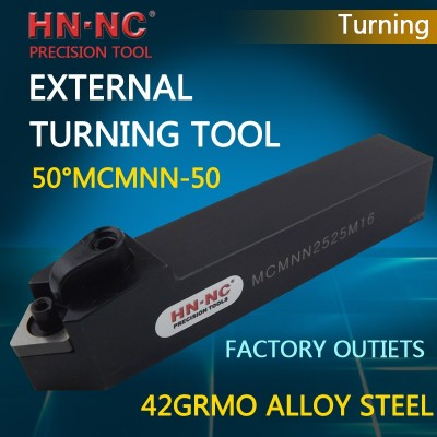 Hainer 50°MCMNN-50 External Turning tool