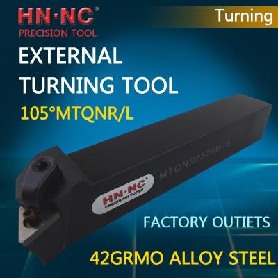Hainer 105°MTQNR/MTQNL External Turning tool