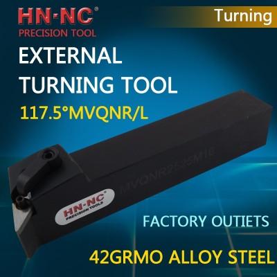 Hainer 117.5°MVQNR/MVQNL External Turning tool