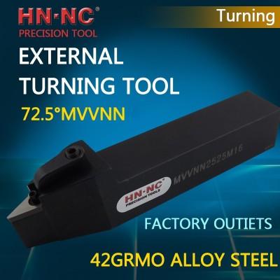 Hainer 72.5°MVVNN External Turning tool