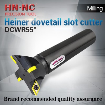 DCWR55 Dovetail groove milling cutter bar