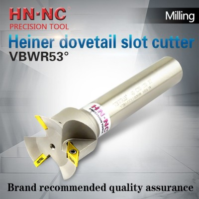 VBWR53 Dovetail groove milling cutter bar