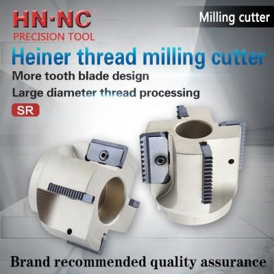 SR80 thread comb milling cutter head