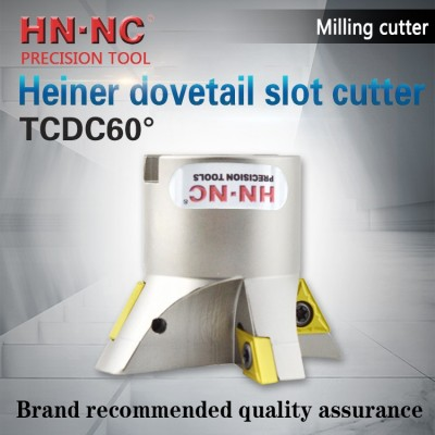 Tcdc60 dovetail groove milling cutter head