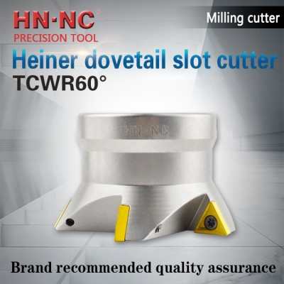 Tcwr60 dovetail groove milling cutter head